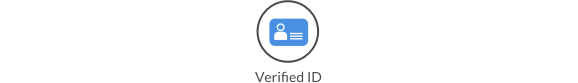 Verified ID centered