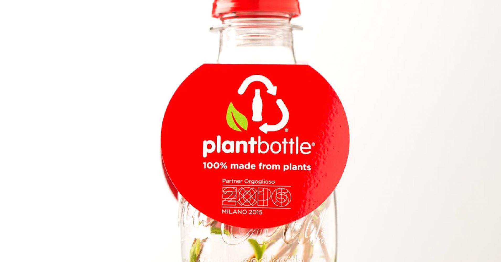 Coca-Cola PET PlantBottle