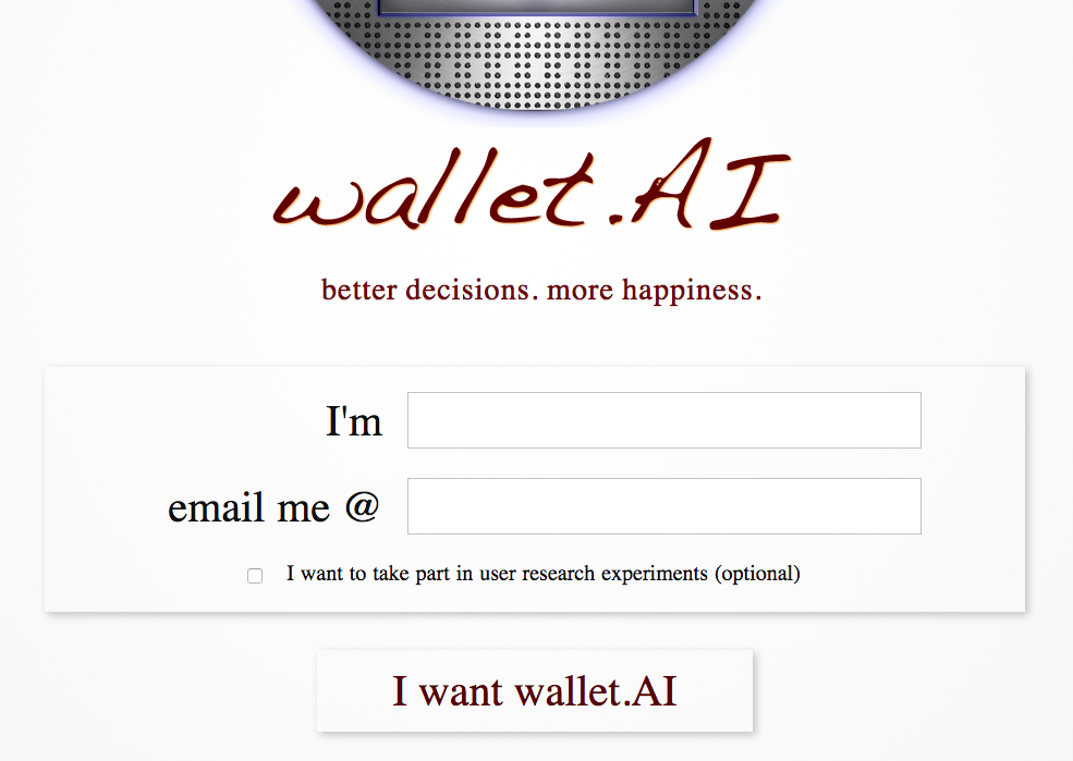 Wallet AI is planning to launch in the near future.