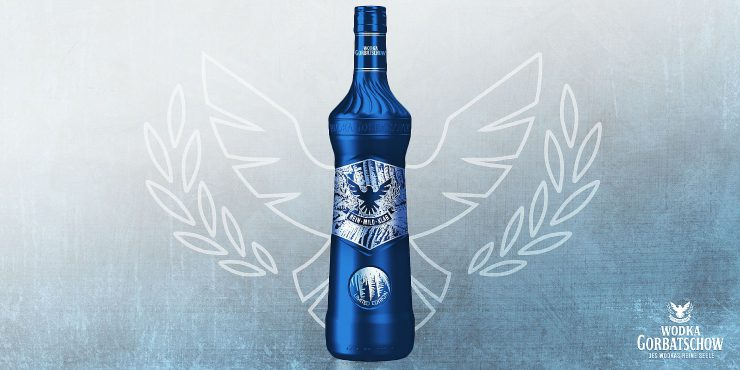 Wodka Gorbatschow Limited Edition