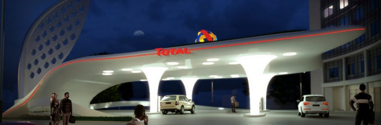 Total, Service Station of the Future, Blink
