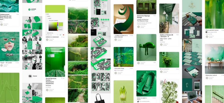 jovoto on Pinterest - green