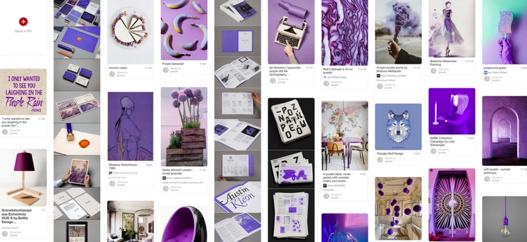jovoto on Pinterest - purple