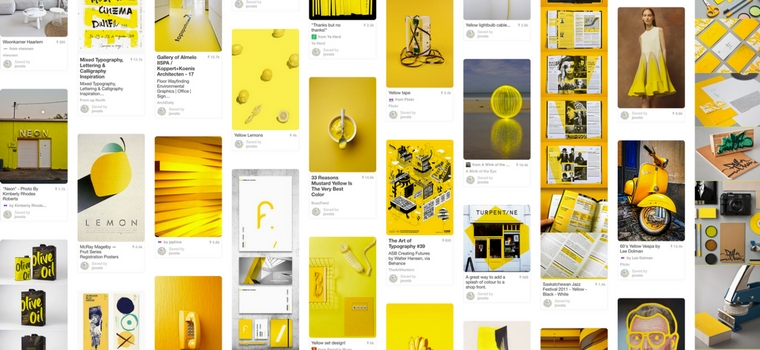 jovoto on Pinterest - yellow