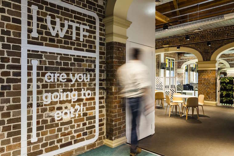 innovative workplace designs