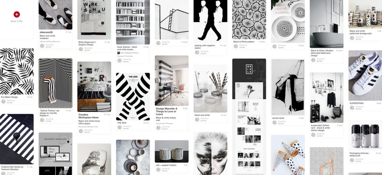 jovoto on Pinterest - black & white