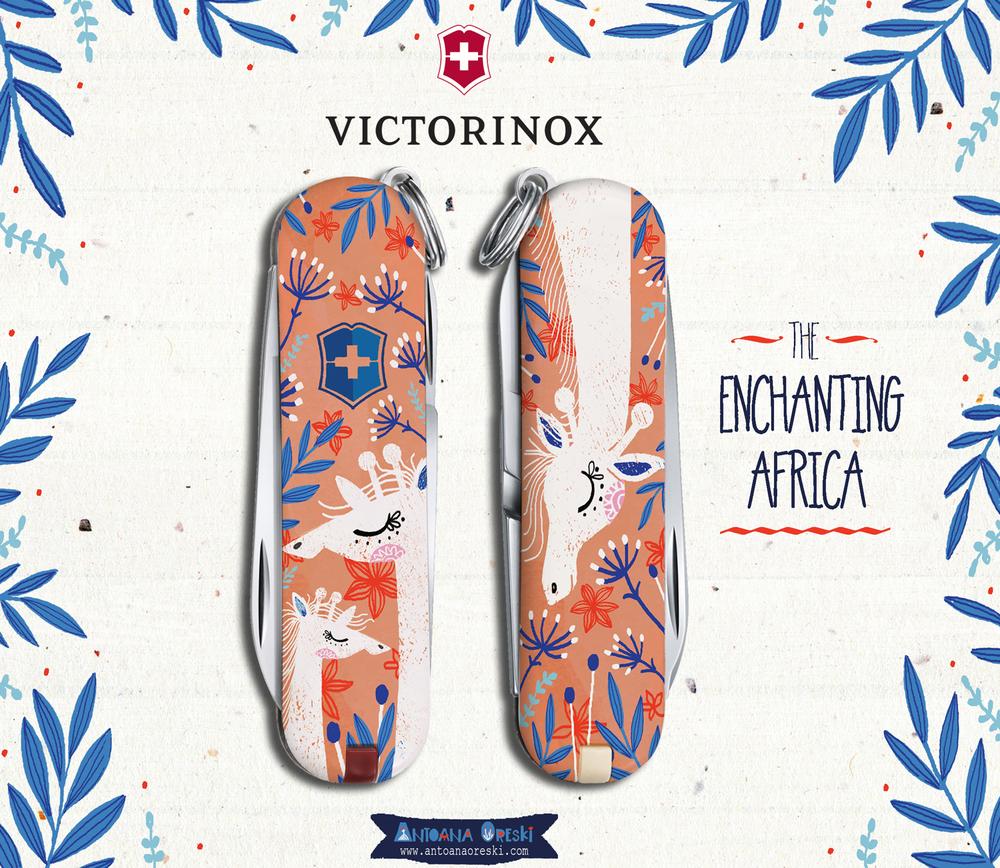 Victorinox 2017 Awards