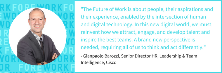 Cisco for the ForeWork initiative