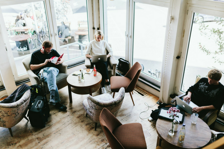 The Top Coworking Spaces in the World