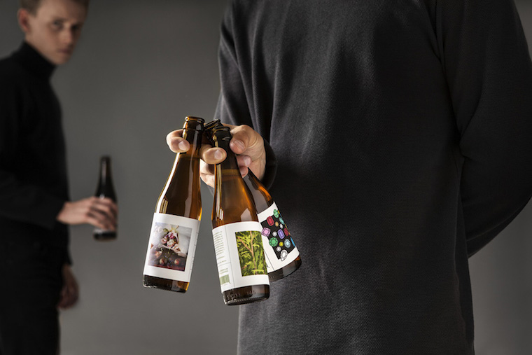 O/O Brewing packaging design - bpando.org - Beyond portfolios: 5 ways to make a name for yourself as a designer
