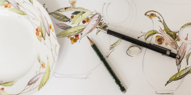 Design a contemporary classic for legendary porcelain manufacturer MEISSEN and earn from €10,500!